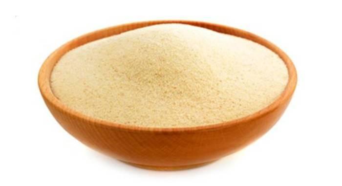 Манна крупа - з чого роблять і як вибрати, склад і калорійність продукту, користь для організму