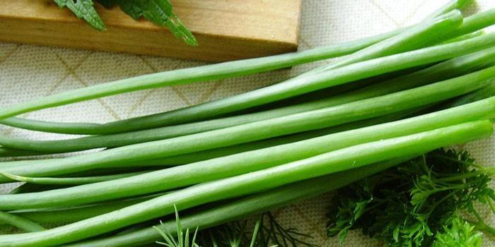 Зелена цибуля - користь і шкоду для здоров'я, харчова цінність і лікувальні властивості, побічні ефекти