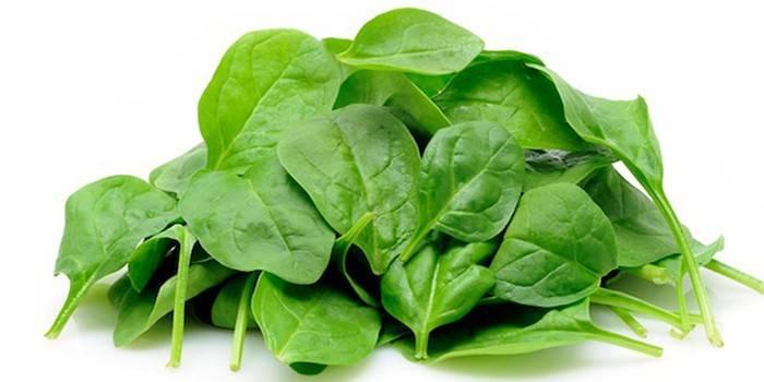 Шпинат - користь і шкоду для дорослих і дітей, склад і калорійність, рецепти приготування