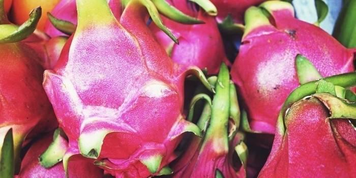 Драконий фрукт: корисні властивості пітахайї, рецепти страв з екзотичним плодом, фото