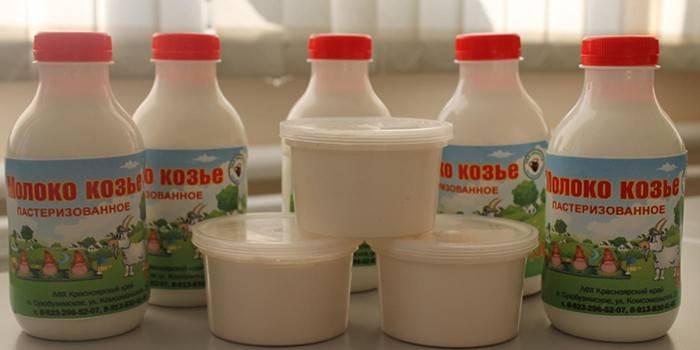 Козяче молоко - склад, калорійність, застосування в харчуванні і для лікування, протипоказання