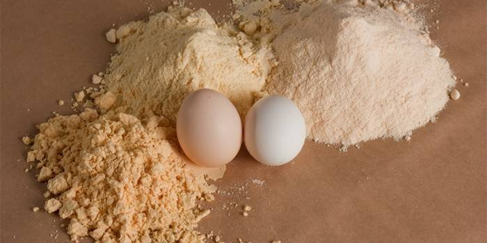 Яєчний порошок - виробництво і ціна, як розводити і що можна приготувати в домашніх умовах