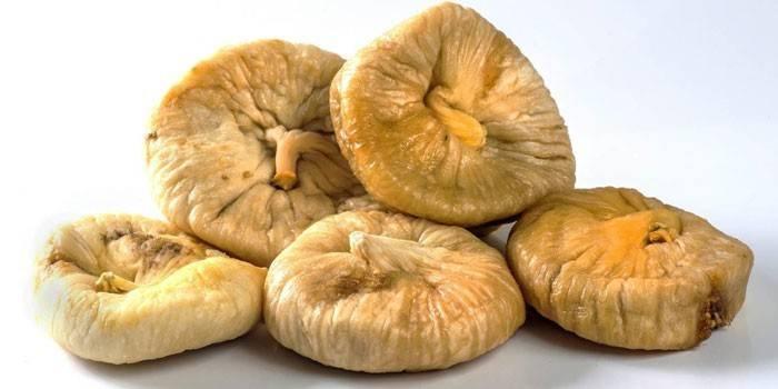 Інжир сушений - користь і шкоду для організму, лікувальні властивості, протипоказання і калорійність