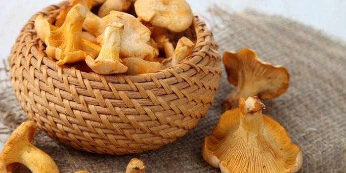 Як посмажити гриби смачно