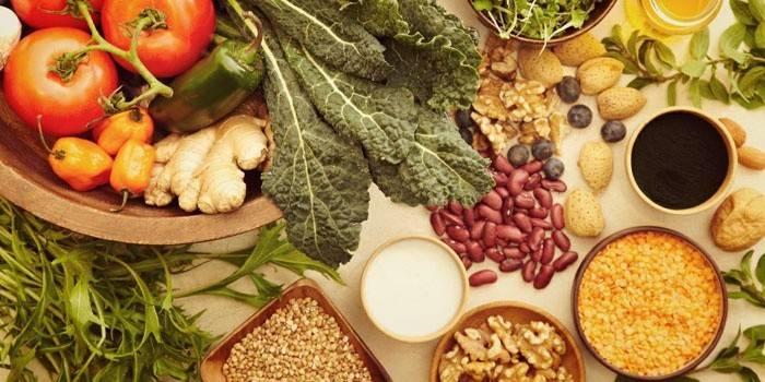 Клітковина в продуктах - яка їжа, багата харчовими волокнами