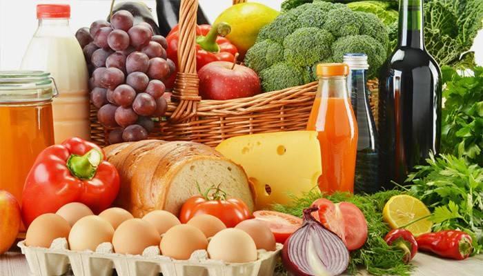 Харчова цінність продуктів і склад