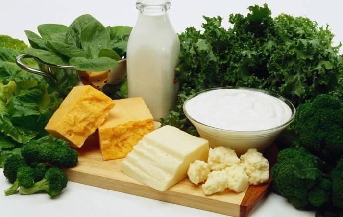 Продукти, що містять вітамін Д - таблиця