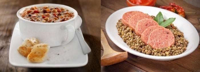 Як готувати сочевицю - рецепти з фоп, бобові з овочами і куркою в мультиварці, відео