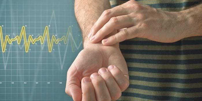 Високий пульс при нормальному тиску - що робити і як знизити, причини і лікування тахікардії