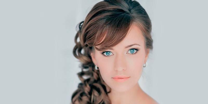 Весільні зачіски на довге волосся: красиві укладання