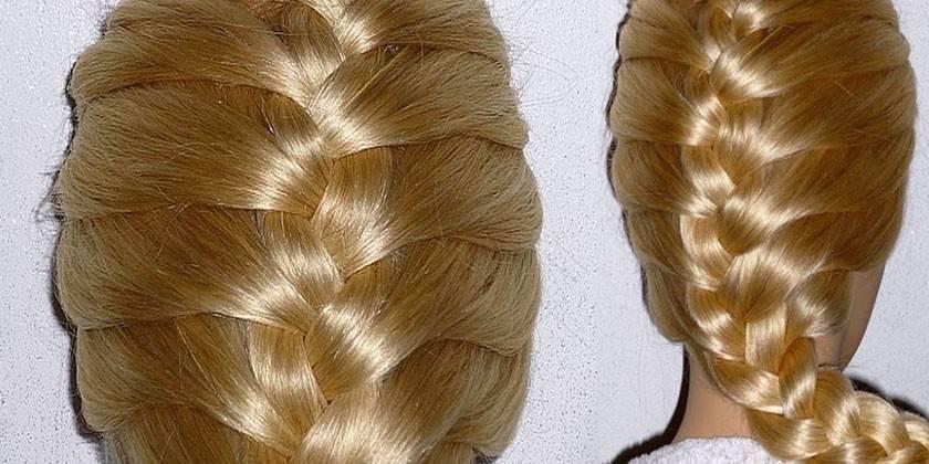 Красиві зачіски в школу: як зробити, фото і відео