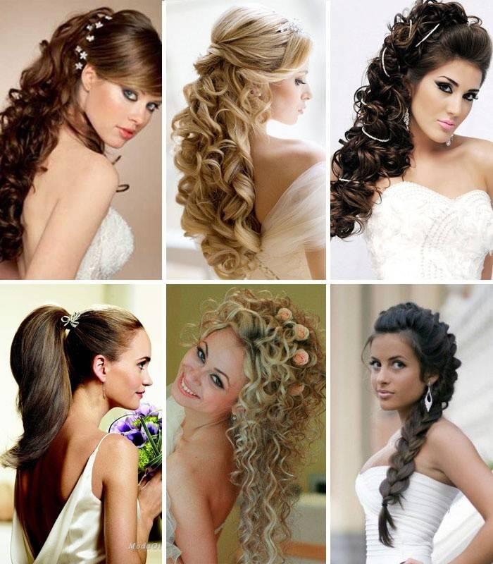 Зачіски на випускний на довге волосся: гарні образи з фото