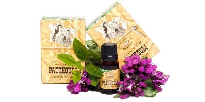Корисні властивості олії пачулі - рецепти для обличчя, тіла і волосся