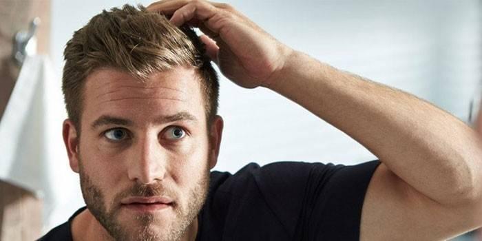 Чоловічий лак для волосся - правила використання, список кращих виробників