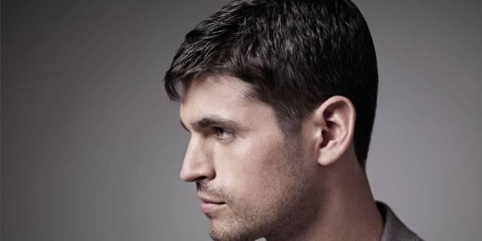 Чоловіча фарба для волосся від сивини - як вибрати за складом, видом, виробнику