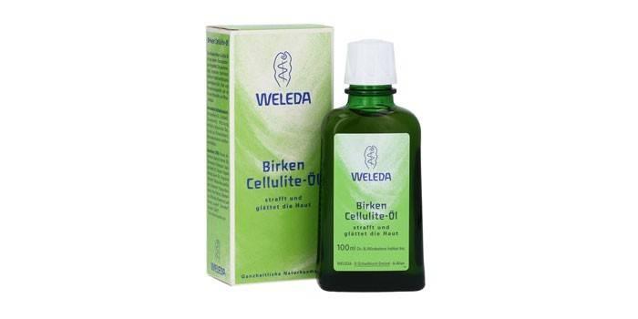 Топ 10 антицелюлітного масла для масажу - огляд кращих засобів з описом і фото