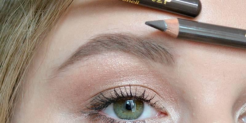 10 кращих пудрових олівців для брів - як вибрати по виробнику, відтінку і ціною