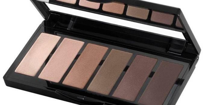 Тіні для повік - різновиди та огляд кращих косметичних засобів з описом, назвою бренду і цінами