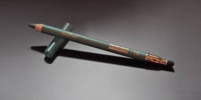Олівець для очей - огляд кращих косметичних засобів і покрокове нанесення на повіку