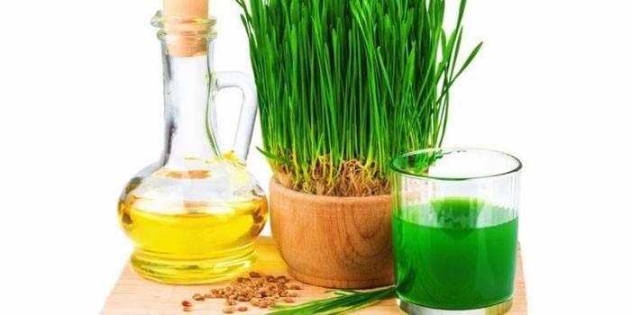 Масло зародків пшениці для особи: чим корисно, як використовувати засіб для шкіри