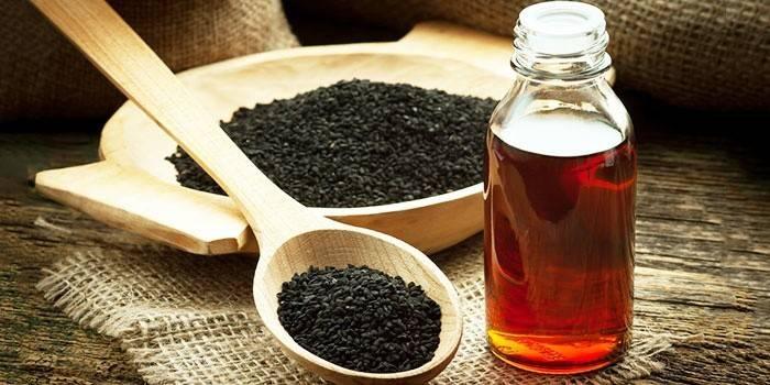 Застосування масла чорного кмину - 5 способів