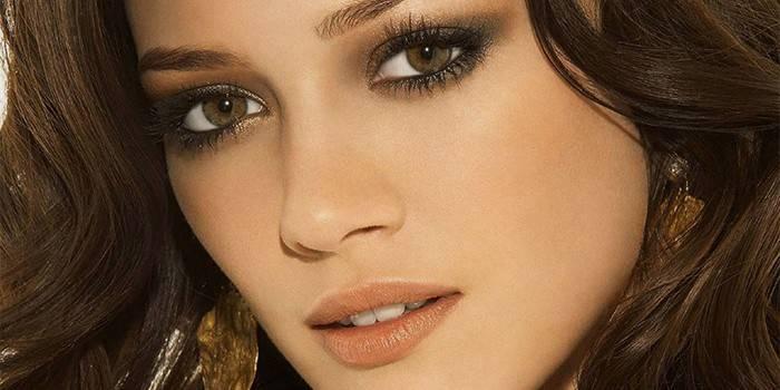 Смокі айс для карих очей: уроки макіяжу з покроковими фото
