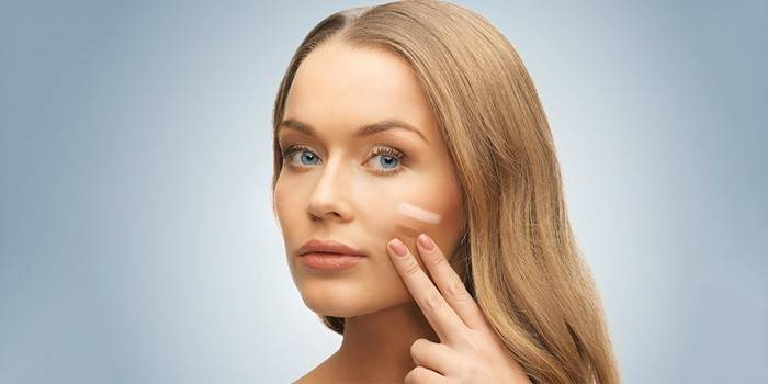 Як підібрати тональний крем під колір шкіри особи правильно
