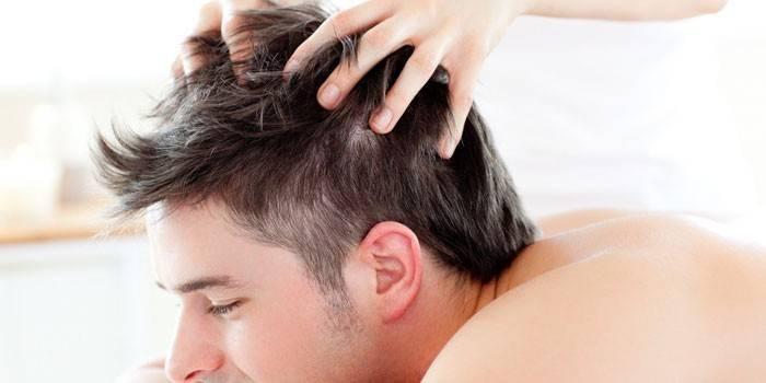 Масаж голови - показання і протипоказання класичного, лікувального і розслабляючого
