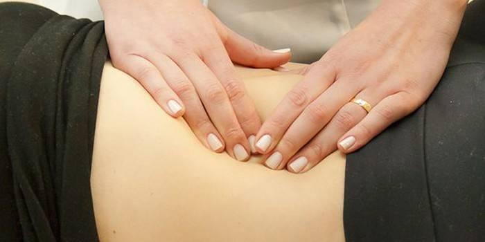 Вісцеральний масаж - методи виконання самостійно за Огулову, старослов'янської і рефлекторного