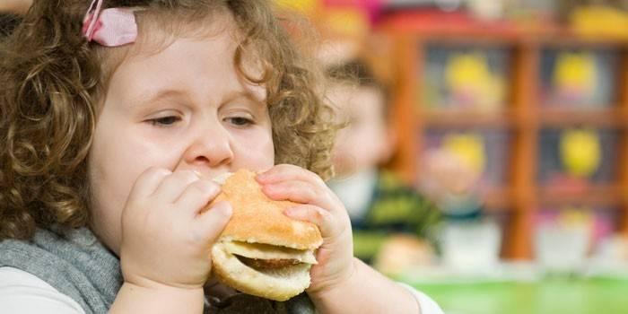 Як схуднути в 12 років дівчинці - дієти для підлітків і школярів