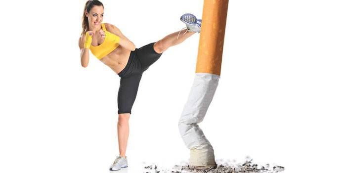Чи впливає куріння на вагу - сигарета допомагає худнути