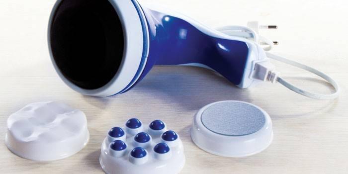 Масажер для тіла проти целюліту, відгуки про ефективність