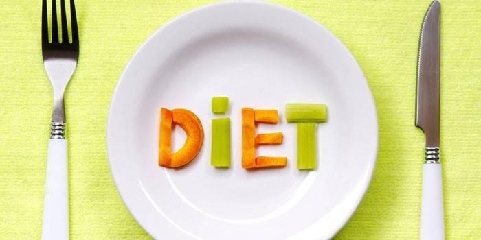 Безвуглеводна дієта - меню на тиждень для схуднення, таблиця продуктів і рецепти страв