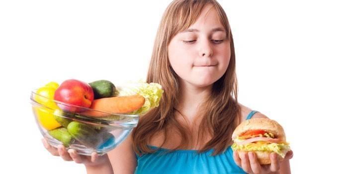 Як швидко схуднути підлітку в домашніх умовах - меню дієти на кожен день і вправи