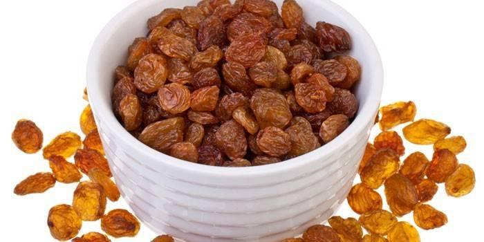 Ізюм при схудненні - корисні властивості і калорійність, рецепти дієтичних страв і відварів