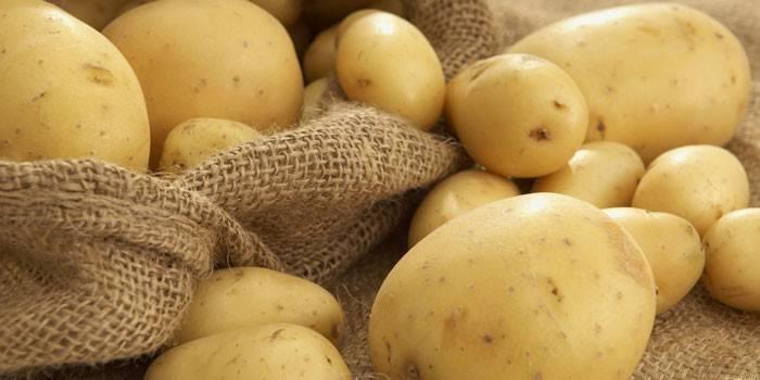 Можна картоплю при дієті - користь і шкода, рецепти і меню для схуднення