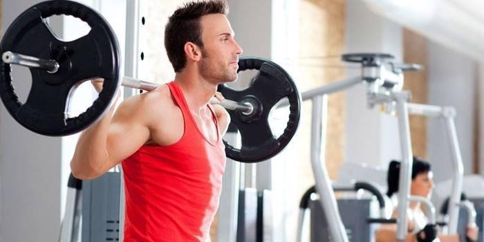 Програма тренувань для схуднення для чоловіків в тренажерному залі і домашніх умовах - план занять