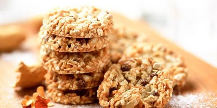Вівсяне печиво при дієті - як приготувати за смачними рецептами з фото в домашніх умовах