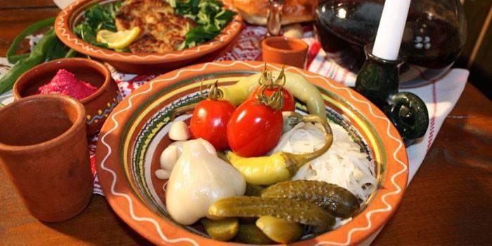 Дієта в пост - правильне харчування і продукти, меню на кожен день для схуднення