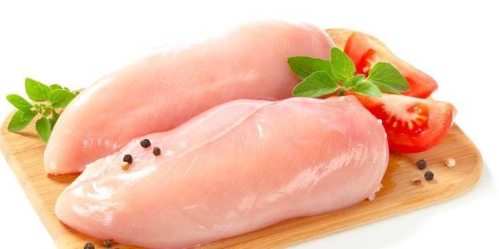 Дієтичне м'ясо - низькокалорійні і пісні сорти, рецепти приготування страв з фото