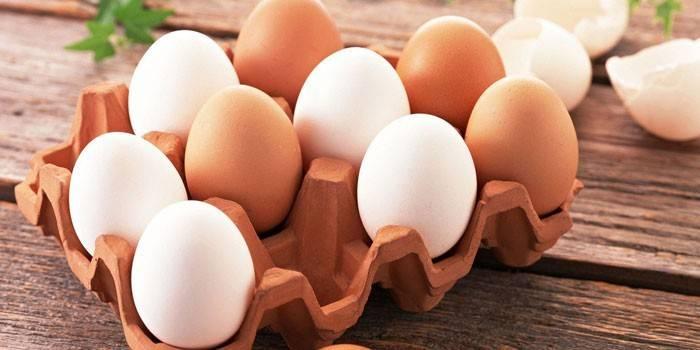 Яєчна дієта на тиждень - докладний меню, рецепти з кефіром або апельсинами, результати і відгуки