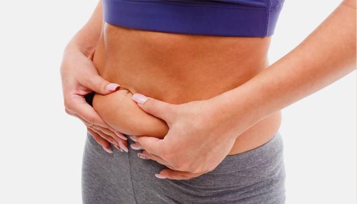 Як скинути вагу в області живота жінці і чоловікові в домашніх умовах