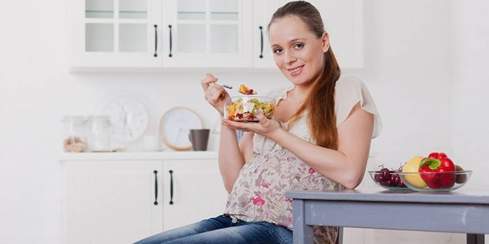 Дієта для вагітних для зниження ваги: меню від зайвих кг на кожен день